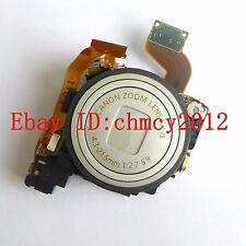 Lens Zoom Unit for Canon Powershot ELPH110 IXUS125 HS Repair Part Silver