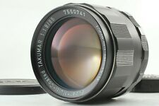 【Exc+5】Pentax Super Multi Coated Takumar 85mm F1.8 M42 Mount from Japan 202042