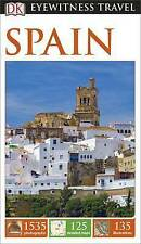 DK Eyewitness Paperback Travel Guides in Spain