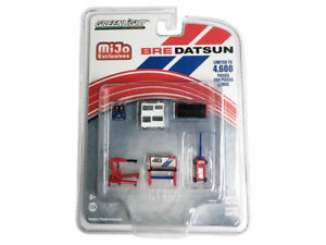 GREENLIGHT 51152 BRE DATSUN TOOLS SET ACCESSORIES FOR 1/64 DIECAST MODEL CAR