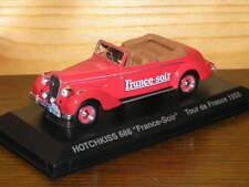 """HOTCHKISS 686 """"FANCE SOIR"""" TOUR DE FRANCE 1955"""