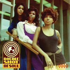"""DOUBLE SHOT OF SOUL """"FUNKY LOS ANGELES SOUL OF DOUBLE SHOT & WHIZ LABELS"""" CD"""