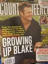 Country Weekly Magazine December 16, 2013-Blake Sheldon/Lisa Marie Presley/Toby