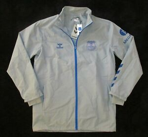 *Rare* EVERTON FC HUMMEL Training All Weather Jacket   - M