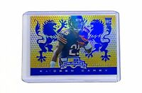 2014 Panini Rookies & Stars Football Blue Crusade Card #26 Ka'DEEM CAREY Bears