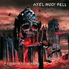AXEL RUDI PELL Kings and Queens CD Erstrelease SPV