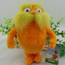 "Dr. Seuss The Lorax Plush Toys Stuffed Animal Toy Doll 9"" Kids Children Gift"