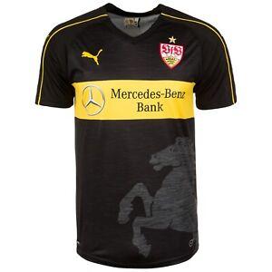 Puma VfB Stuttgart Trikot 3rd schwarz 2018/2019 Größe 176