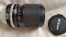 Nikon Nikkor 35mm-105mm manual focus zoom lens f/ 3.5 - VGC