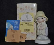 PRECIOUS MOMENTS ~AN EVENT FOR ALL SEASONS ~  530158 -G CLEF NEW IN BOX