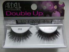 Ardell Double up Lashes 205 Authentic Ardell Eyelashes Black