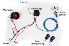 Mercedes Stern Alarm Alarmanlage komplett W202 W203 W204 W211 W212 W221 W220