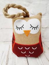 Doorstop Kids Fun Brown Owl Door Stop Door Stopper Material Home Decor
