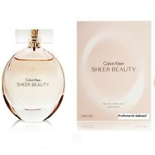 CK SHEER BEAUTY FOR WOMEN EDT SPRAY VAPO - 50 ml