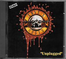 "GUNS 'N' ROSES CD LIVE ""UNPLUGGED"" 1994 ON STAGE CD/ON 2254 TIMBRO SIAE RARO"