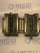 2PCS NSK H20  Block, Linear Motion Guide Bearing