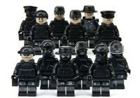 SWAT Police Minifigures Minifigs Police  Soldiers Military Guns Weapons Lego Com