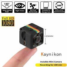 HD 720P/1080P Mini Car Hidden DV DVR Camera Spy Security Cam IR Night Vision
