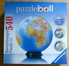 NEW Ravensburger Jigsaw Puzzle Ball 540 pieces Factory Sealed