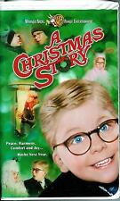A CHRISTMAS STORY Warner Bros. Family Entertainment  -  Movie on VHS