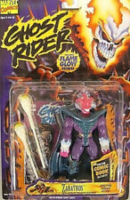 Ghost Rider Series 2 (1996) - Evil Zarathos with Ghostfire Hurling Action (MOC)