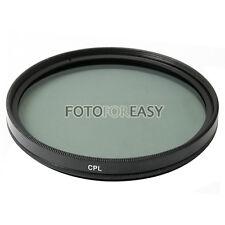 72mm Circular Polarizing CPL C-PL Filter Lens 72mm