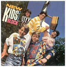 Album Covers # 33 - 8 x 10 Tee Shirt Iron On Transfer New Kids on the Block -1st