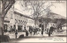 LA TURBIE (06) - Place Detras (1036)