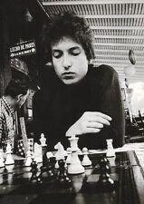 Bob Dylan - The Chess Man - A4 Photo Print