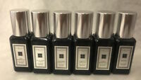 JO MALONE Cologne Intense Miniature Travel Sz CHOOSE SCENT .3oz/9ml NEW Unboxed
