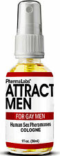The Secret to ATTRACT MEN for Gay Men cologne with PHEROMONES 1oz bottle #25