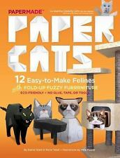 Paper Cats by Papermade (2016, Paperback)