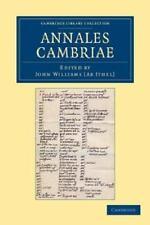 Annales Cambriae (Paperback or Softback)