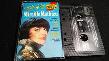 Mireille Mathieu mondo successi * rares Ariola Express MC TAPE *