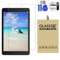 Tempered Glass Screen Protector Film for Alcatel 8 inch 3T /Joy /A30/Joy Tab 2