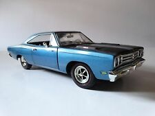 Ertl American Muscle 1969 Plymouth GTX Road-runner 1:18 Scale Diecast Model Car