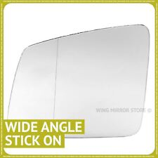 Left side for Mercedes R-Class W251 2011-2013 Wide angle wing mirror glass
