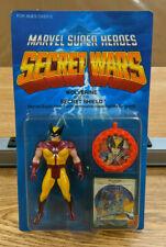 Mattel Marvel Super Heroes Secret Wars Wolverine Action Figure - Sealed