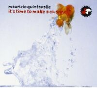 Maurizio Quintavalle: It's Time To Make A Change - CD