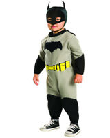 Batman Dawn Of Justice Boys Toddler Costume Size TODD