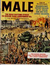 MALE- MIDDLE EAST MAIDENS; WWII SUBMARINE U-272; MAD DOG COPS, JAPANESE TREASURE