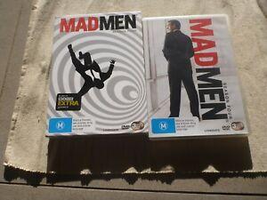 Mad Men : Season 4 (DVD, 2011, 3-Disc Set) Region 4 Jon Hamm Elisabeth Moss