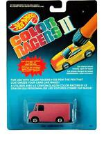 1990 Hot Wheels Color Racers II Van Camionnette 2843