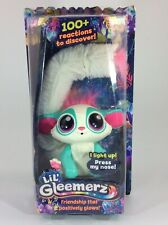 Lil' Gleemerz Amiglow Blue Turquoise Interactive Light Up Figure By Mattell