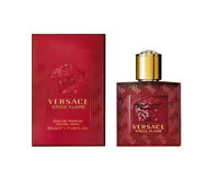2018 Versace EROS FLAME men eau de parfum edp 50 ml 1.7 oz NIB sealed authentic