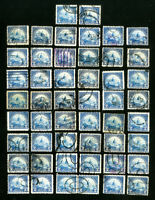 US Stamps # 572 F-VF Used Lot of 50 Catalog Value $450.00