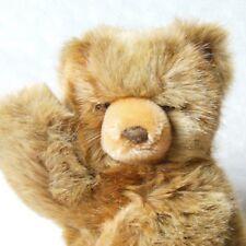 Steiff Plüschtier Stofftier - Taddy Bär - liegend - Knopf im Ohr 8,5 mm
