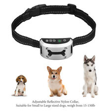 BARK GUARD CITRONELLA ANTI BARK SPRAY STOP BARKING DOG TRAINING COLLAR 3 MODES
