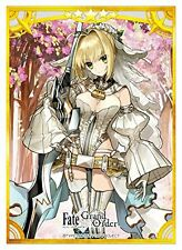 Fate Grand Order Saber Nero Claudius Bride Anime Card Game Character Sleeve FGO