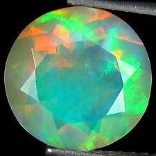 Ethiopia Round Loose White/Precious Opals